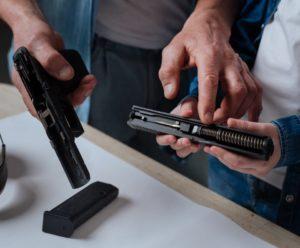 Firearms guns how they work inside