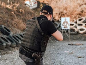 Firearm point