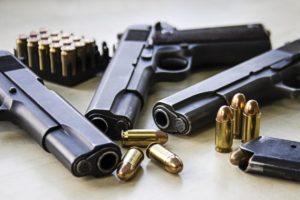 handguns guns firearms