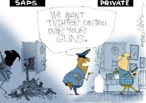 Government gun control
