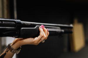 firearm gun women
